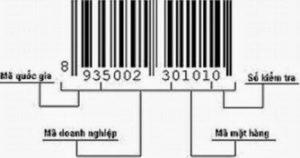 chuan barcode EAN cho my pham Nhat Han Thai Lan