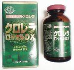 tao luc chlorella royal dx 1500 healthamrt.vn