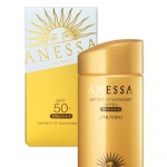 Anessa shiseido perfect uv sunscreen vang
