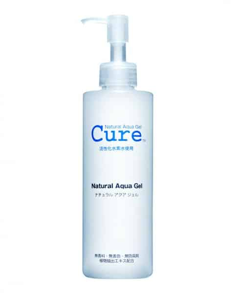 Tẩy da chết Cure Natural Aqua Gel 250g