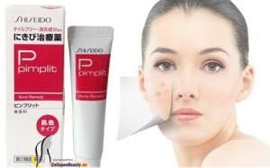 kem-tri-mun-shiseido-pimplit-acne-cua-nhat-ban 1