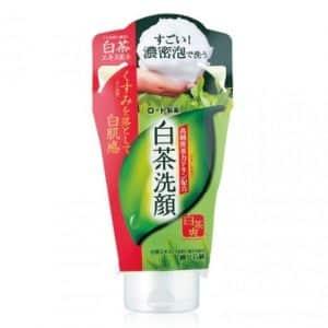 Sua-rua-mat-tra-xanh-matcha-Rohto-Shirochasou-green-tea-foam-120g