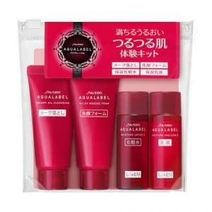 Kem dưỡng aqualabel đỏ Nhật 2021 2022