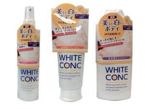 bo my pham white conc cua nhat