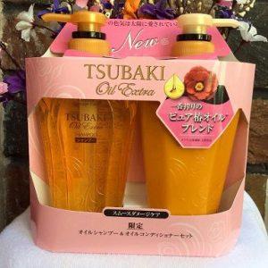 dau-goi-Shiseido Tsubaki Oil Extra Intense Damage Care-mau-cam