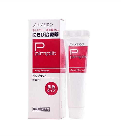 kem-tri-mun-shiseido-pimplit-dau-to