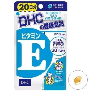 vitamin e của dhc nhật 2020