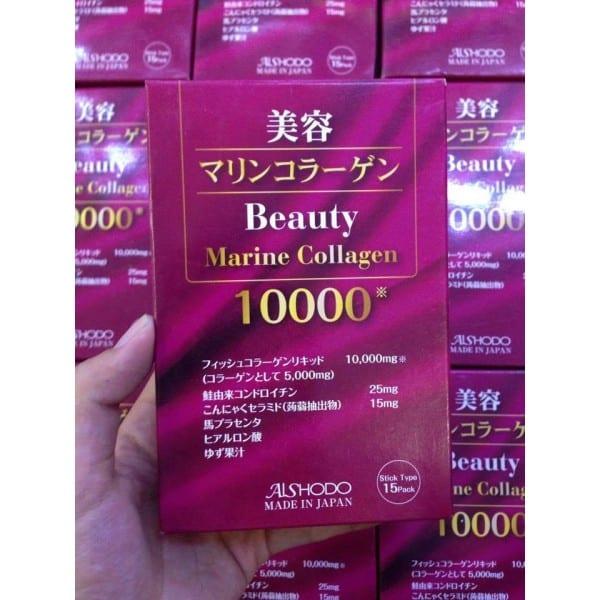 danh gia marine collagen 10000mg cua nhat
