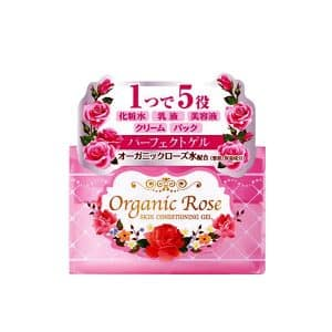 kem-duong-meishoku organic rose skin conditioner