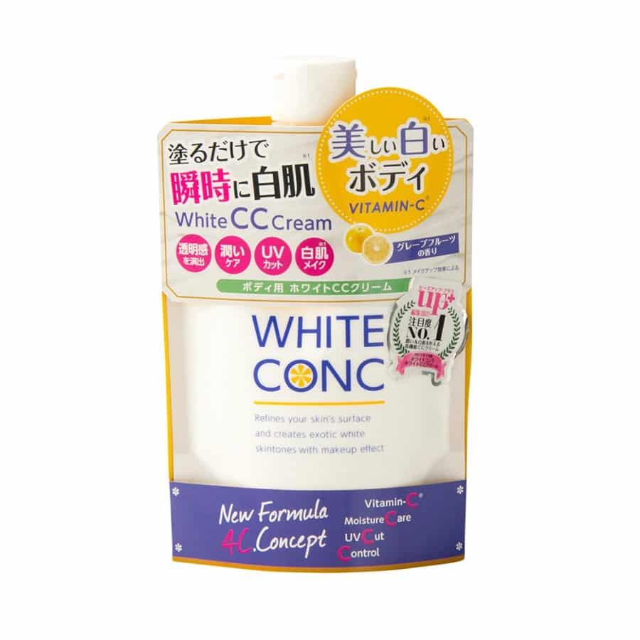 sua duong the white conc vitamin c cua nhat ban