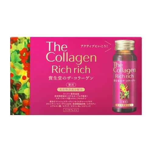 nuoc uong the collagen rich rich