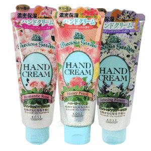 kose hand huong hoa