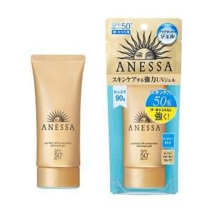 kem chống nắng shiseido anessa dạng gel