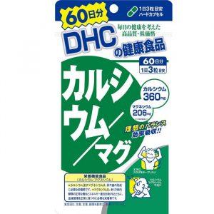 Viên DHC Canxi của Nhật 2021 2022 hot