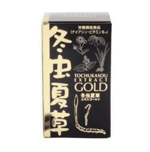 Đông trùng hạ thảo Tochukasou extract gold 120 viên