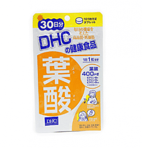 dhc acid folic 1
