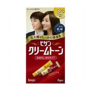 Thuốc nhuộm tóc Bigen 3G màu nâu sáng của Nhật