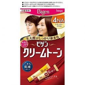 Thuốc nhuộm tóc Bigen 4NA màu nâu Nhật Bản