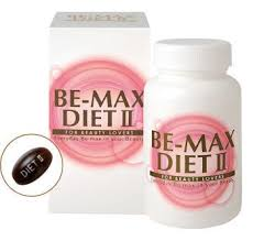 Viên uống giảm cân Be - Max Diet II của Nhật 2021 2022
