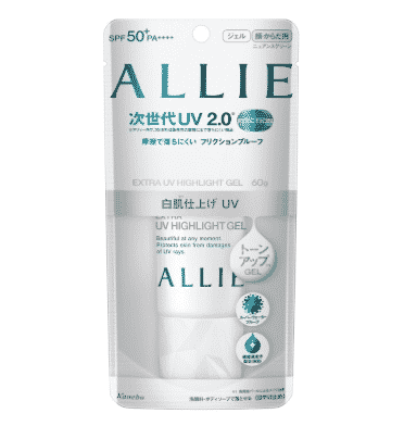 Allie Extra UV highlight gel-0