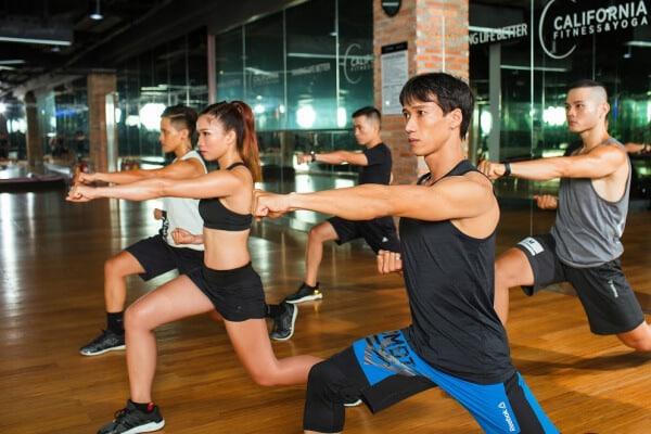 Các bài tập cardio tại phòng gym cho cả nam& nữ