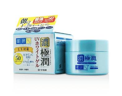 kem-ngay-hadalabo uv white gel-0