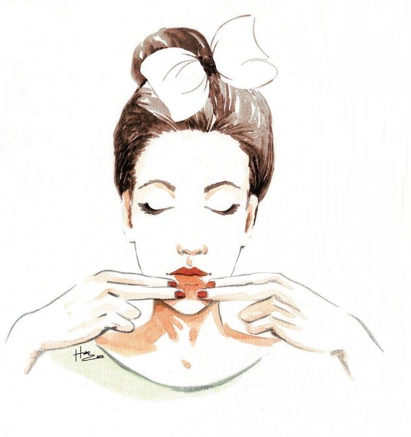 Top cách massage mặt chống lão hoá 2019 hot