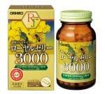 Sữa ong chúa orihiro royal jelly của Nhật 2021 2022 hot