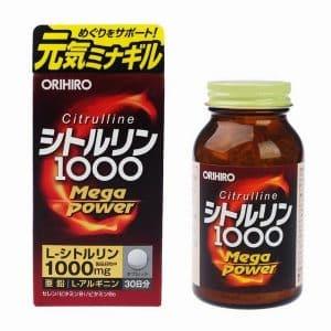 orihiro citrulline mega power-0