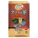 Trà ổi orihiro guava tea Nhật Bản 2021 2022