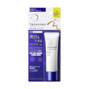 Kem transino whitening cc cream của Nhật 2021 2022 hot