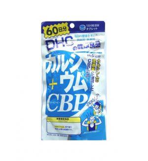 Canxi DHC CBP của Nhật: cách sử dụng, giá bán
