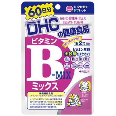 viên dhc vitamin b mix của nhật