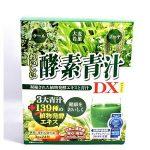 bột rau xanh aojiru enzyme dx 139 loại rau củ của nhật