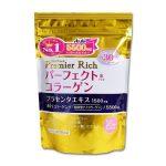 bột collagen asahi premium rich cho tuổi 40