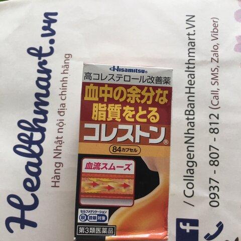 Review mỡ máu hitsamitsu Nhật 2021 2022