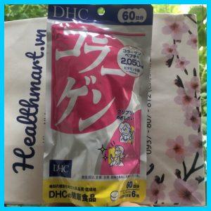 Review dhc collagen dạng viên của Nhật 2021