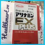 Review đau vai gáy ex plus của Nhật