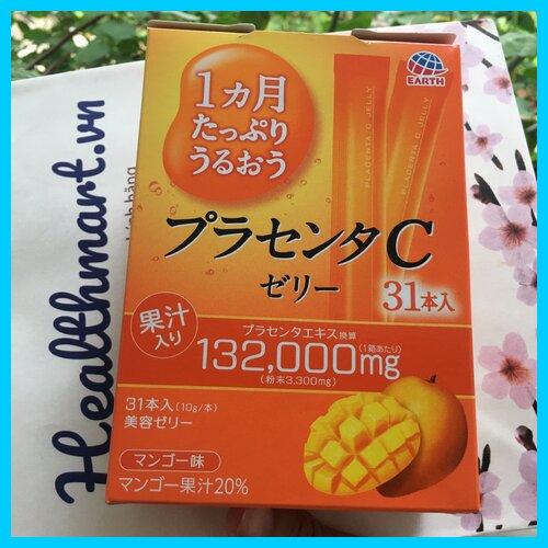 Thạch collagen osuka Nhật 2021 2022