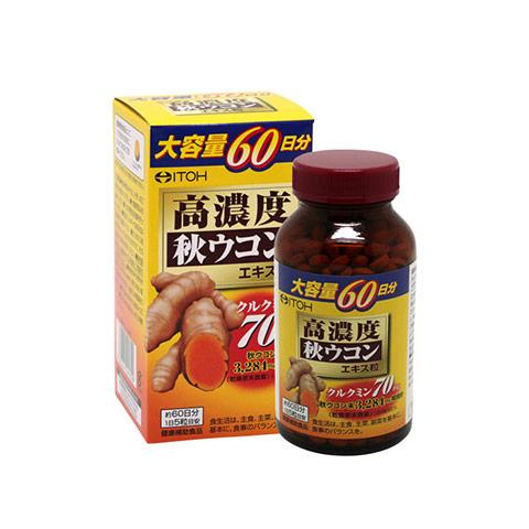 thuốc nghệ itoh của Nhật 2021 hot
