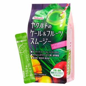 bột rau xanh trái cây yakult kal smoothie Nhật 15 gói 2021 2022