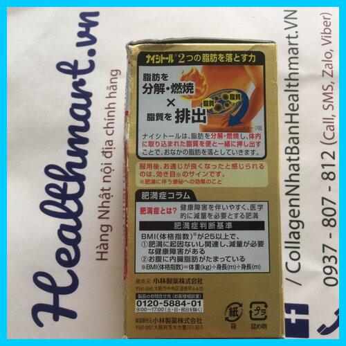 Review giảm cân 3100 của Nhật 2021 2022