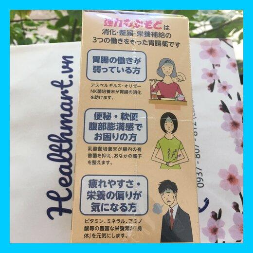 Review dạ dày strong wakamoto Nhật 2021 2022