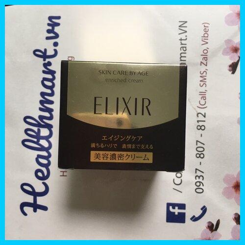 Kem dưỡng ban đêm Shiseido Superieur Elixir Enriched Cream