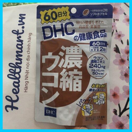 Review giải rượu giải độc gan DHC Nhật 2021 2022