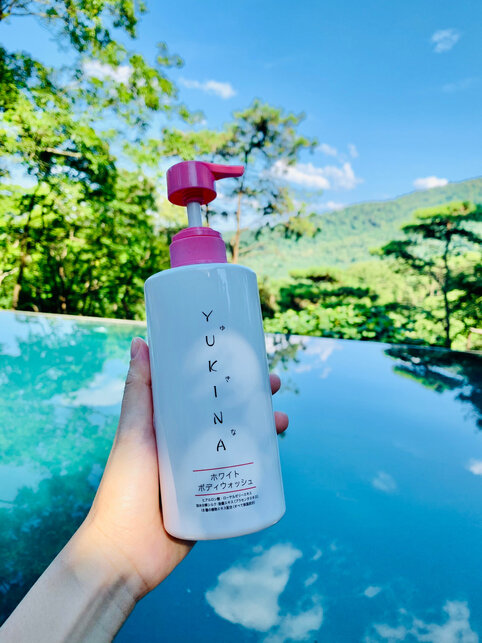 Review sữa tắm yukira Nhật