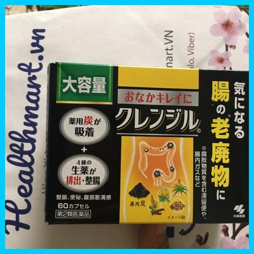Viên thải độc ruột Kobayashi Nhật Bản 2021 2022