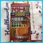 Giảm cân Z5000 của Nhật 2021 2022