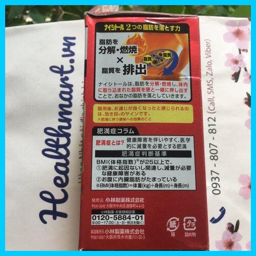 Review giảm cân kobayashi z5000 của Nhật 2021 2022
