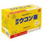 Trà nghệ lên men Okinawa mild flavored turmeric tea Nhật 2021 2022